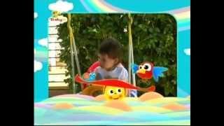Baby TV - Huśtać się