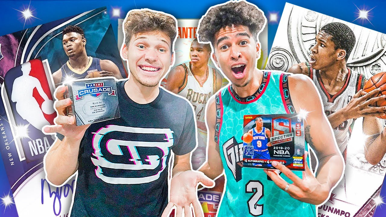 Epic $2500 IRL Pack Opening w/ Jesser *Super Rare Rookie Cards*