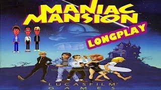 [ ITA ] Maniac Mansion PC Longplay [ HD ]