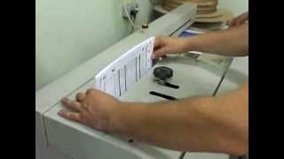 видео Печать журналов