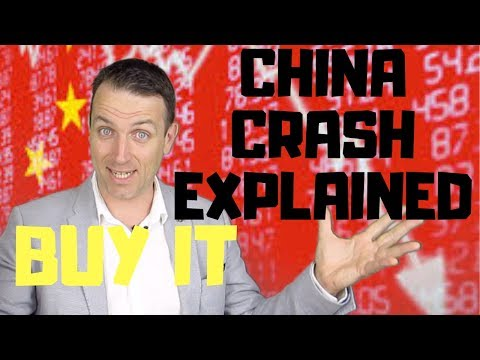 CHINA STOCK MARKET CRASH - FACTS, HOW AND WHY TO BUY IT