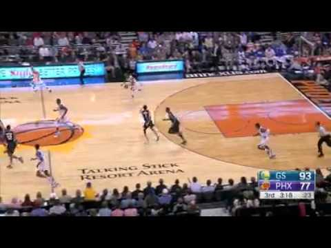Watch what this Festus block turns into (CSNBA & NBA TV)