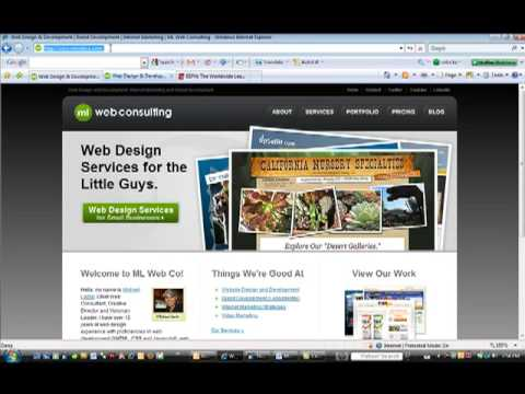 How To Create A Custom Wordpress Home Page Template YouTube - Website front page template