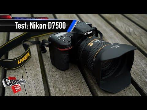 Nikon D7500: Test der DSLR mit Profi-Technik