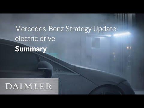 Zusammenfassung - Mercedes-Benz Strategy Update: electric drive
