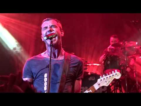 Bush, Swallowed, HD, Live at Shepherds Bush Empire, London 14th March
