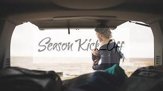 Kiteboarding wremen -season kick-off 2017 - with ben beholz hd _ # ben's quick clip