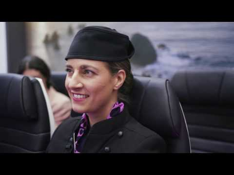 AIX 2017 - New Zealand Airlines & Acro deal announcement