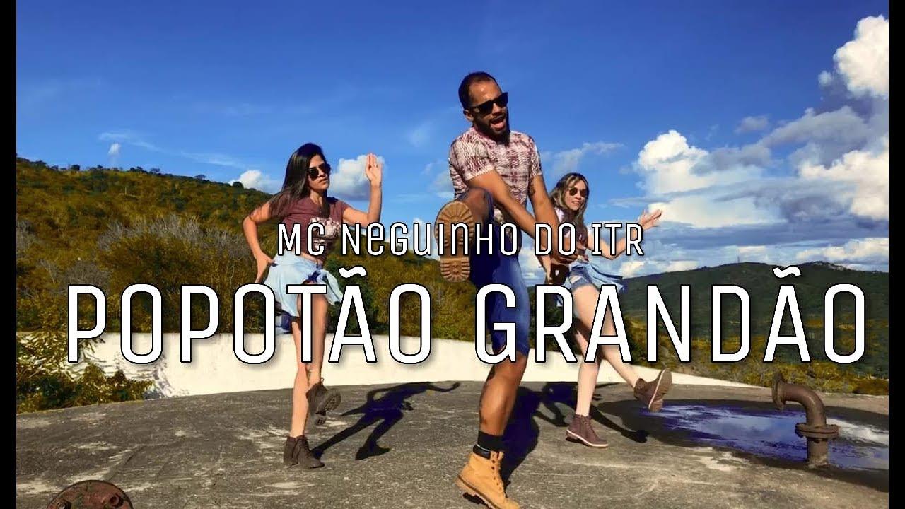 Popotão Grandão - MC Neguinho do ITR | ArcoDance