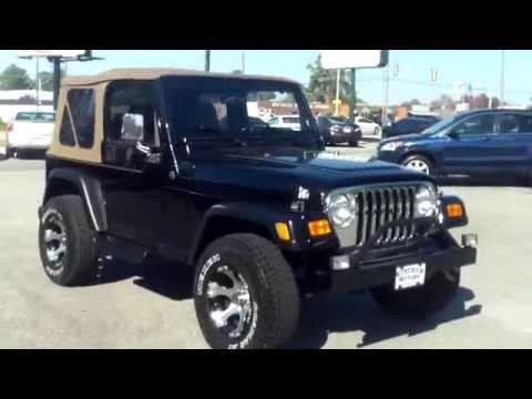 Windham Motors Florence >> 1999 Jeep Wrangler Windham Motors Used Cars Florence Sc Youtube