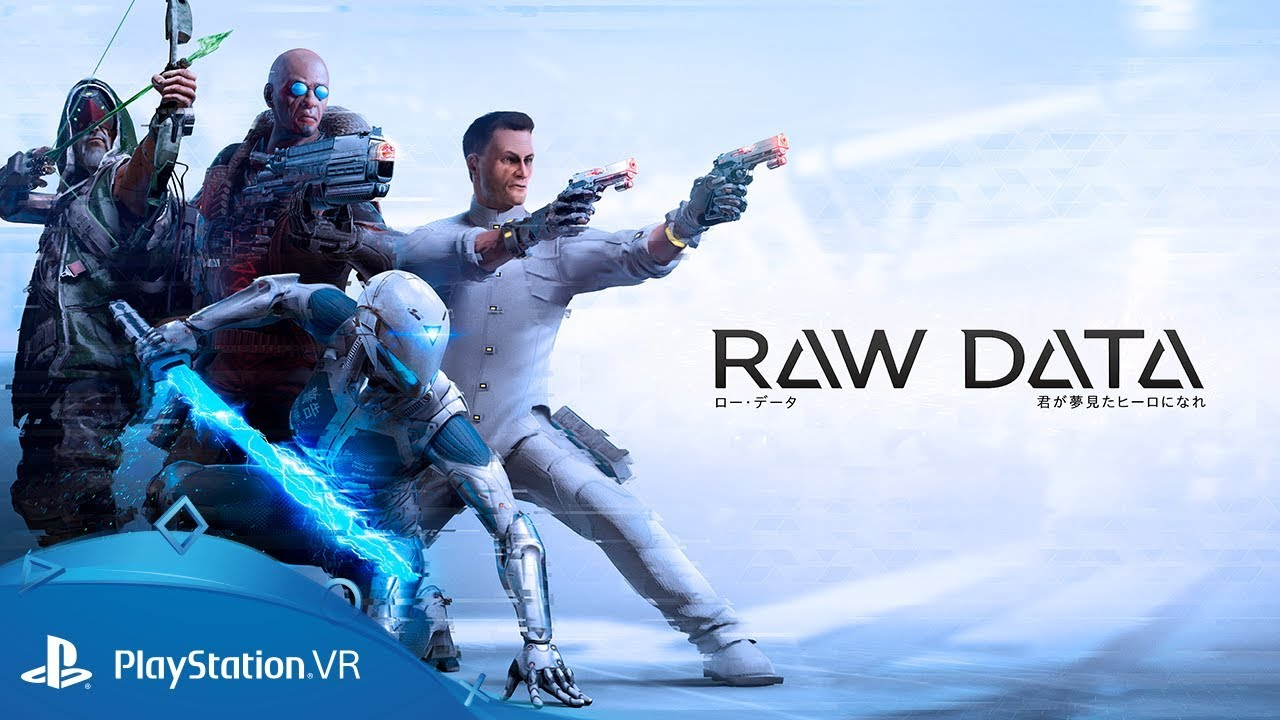 Vr and pc raw