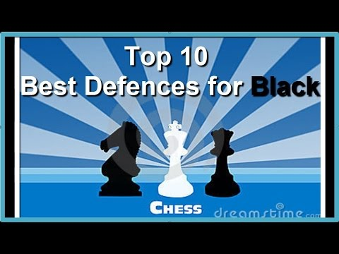 10 Most UNBREAKABLE Defences for Black in Chess