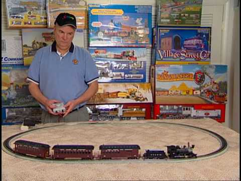 Bachmann On30 Starter Set Video Part 1