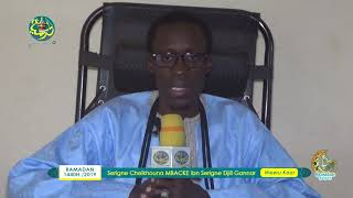 Waxtaanou Koor - Episode 6 : Serigne Cheikhouna Mbacke Ibn Serigne Djili Gannar
