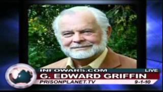Alex Jones - G Edward Griffin - Audit Fort Knox - Part 1/2