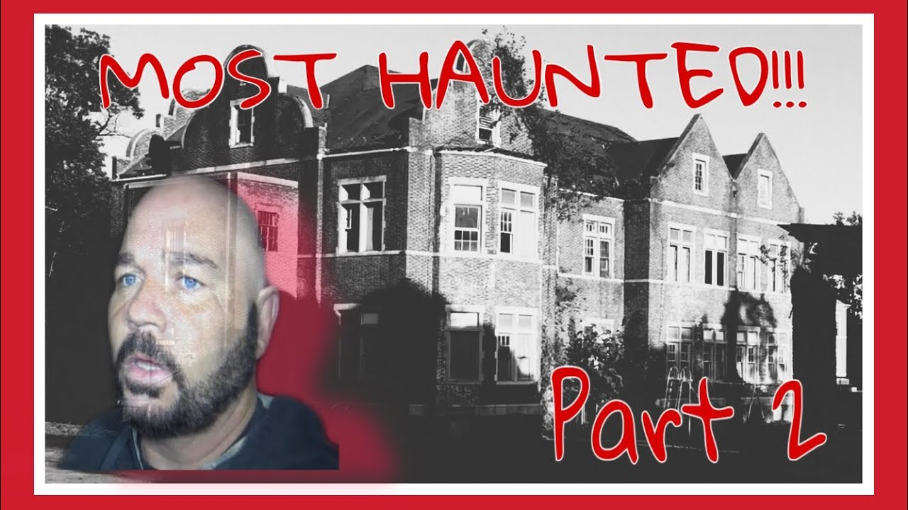 PENNHURST: THE MOST HAUNTED PLACE IN AMERICA!!! (Part 2)