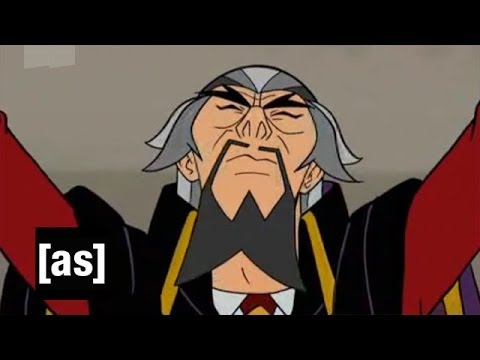 Entering Rusty's Mind | The Venture Bros. | Adult Swim