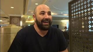 Hotel Mumbai - Director Anthony Maras Interview (short Version)