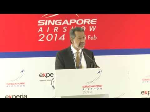 Singapore Airshow 2014 Asia Business Forum: Opportunities in MRO in India