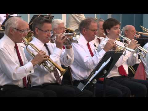 Kitsilano Showboat - Kitsilano Boys Band Alumni - Shaw Cable July11 2015 show 1/3