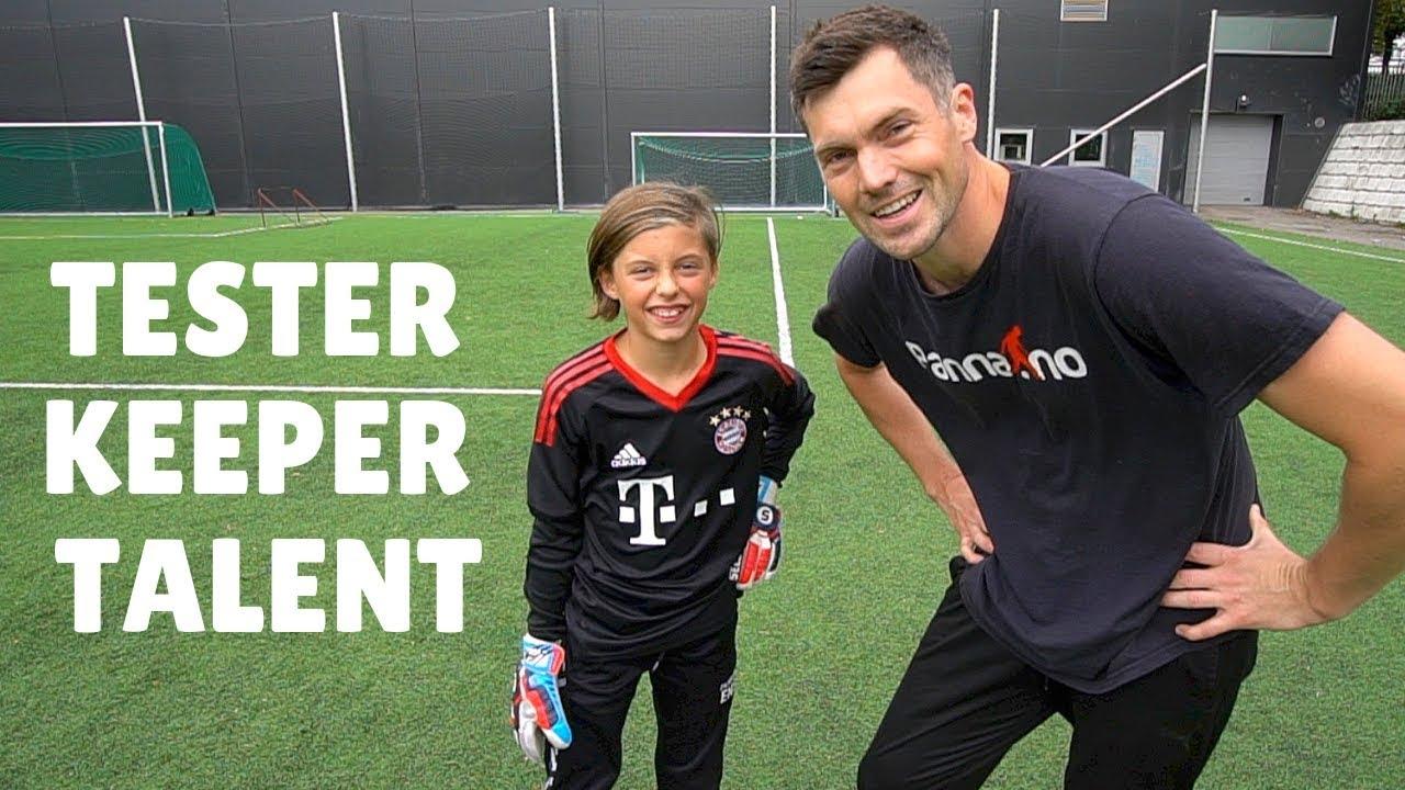 Download Tester Keeper Talent!