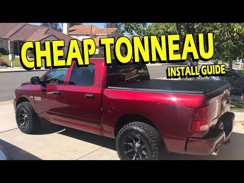 Best Bed Tonneau Covers For Ram 1500 In 2020 Review By Mechanic Faq