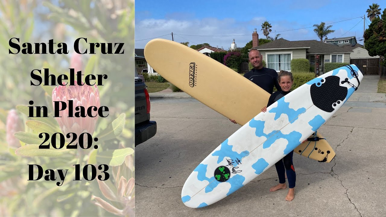 Santa Cruz Shelter in Place 2020: Day 103