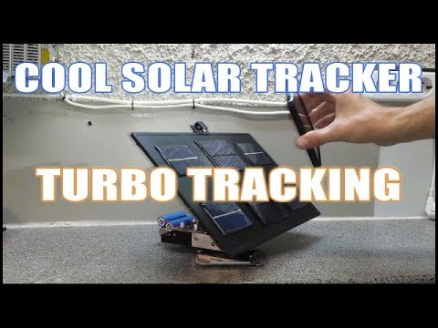 NEW DIY Simple Solar Tracker