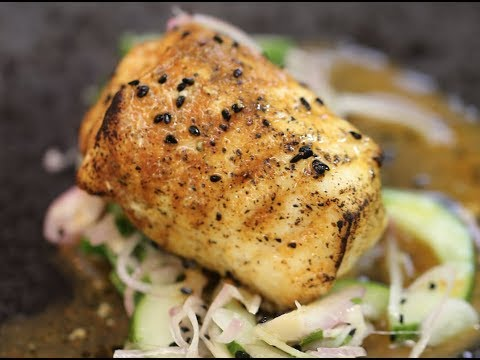 How To Tikka Roast Monk Fish At Home.