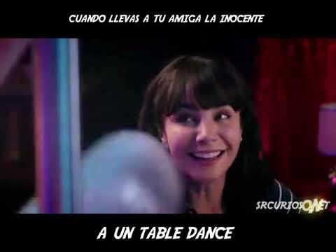 Cuando llevas a tu amiga a un table dance ¬¬ #noManchesFrida