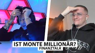 Justin reagiert auf Moฑtes Kontostand & Finanzen.. | Reaktion