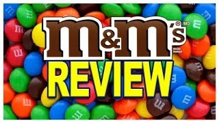 M&m's Review - Peanut Butter, Raspberry, Mint And Coconut Flavors