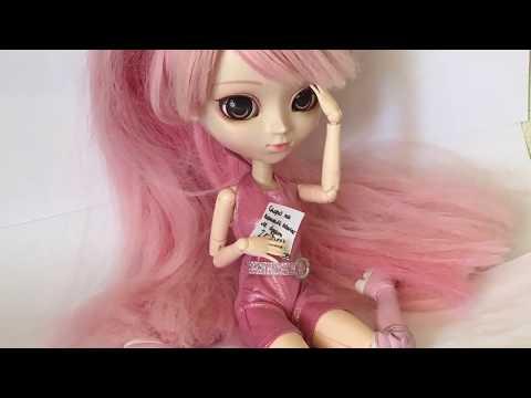 видео: Радужные карандаши! Распаковки с Сакурей 2! (stop motion pullip)