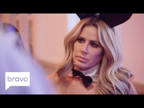 RHOA: Shereé and Kim Confront Porsha Williams (Season 10, Episode 18) | Bravo