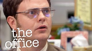 the office garage sale