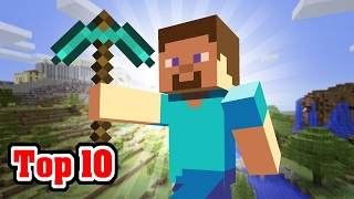 Top 10 FACTS About MINECRAFT
