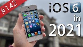 【阿哲】試著在2021年使用八年前的iOS 6... [#142]