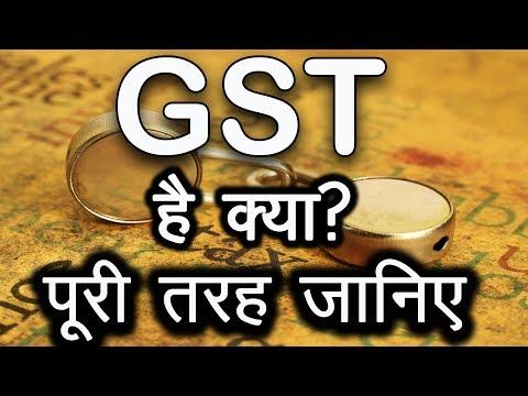 GST है क्या, पूरी तरह जानिए | Basics and Summary of GST with graphics in Hindi / Urdu | TsMadaan
