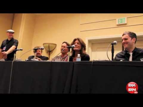 Masters Of The Universe 1987 Movie Power-Con 2012 Panel With Meg Foster & Anthony De Longis