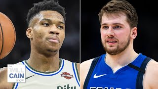 Giannis or Luka Doncic: Which player would you pick to build a franchise around? | Will Cain