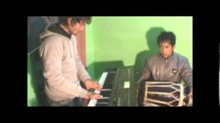 PAWANDEEP AND VICKY VERMA - HAYE MERA DIL GUITAR PIANO AND DHOLAK BEAT (VICKY VERMA)