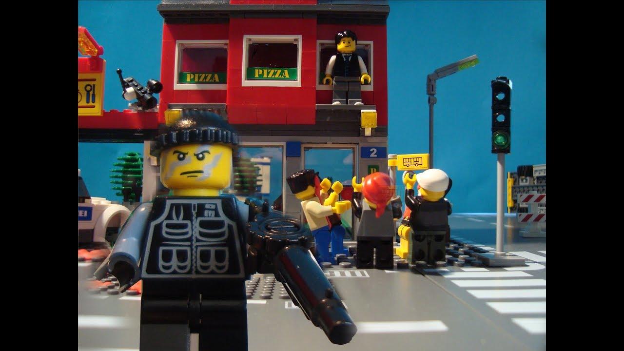 Lego Zombie - YouTube