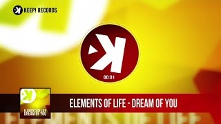 Elements Of Life - Dream Of You (Official Audio)