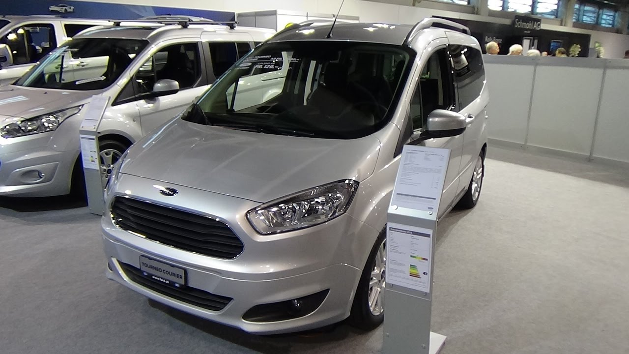 2017 Ford Tourneo Courier Titanium