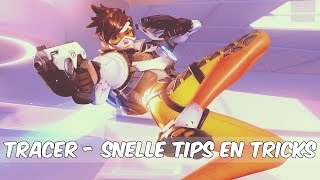 Overwatch - Tracer Tips [Nederlands]