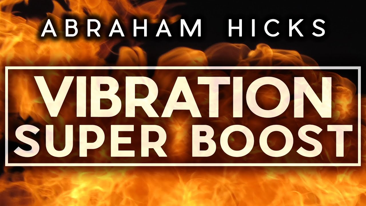 Abraham Hicks SUPER BOOST Process!  Stay In SKY HIGH Vibration All Day Long!!