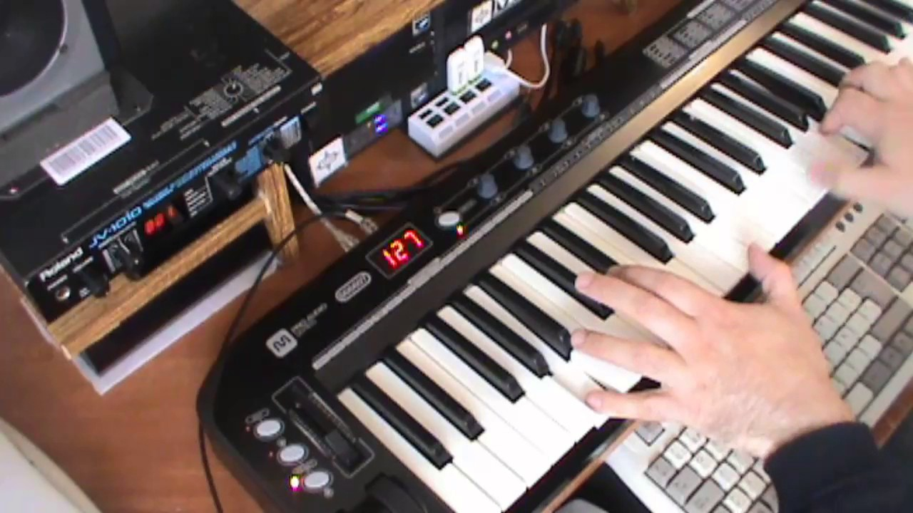 Roland A-49 review: BE CAREFUL! - YouTube