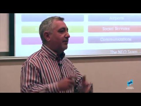 Intelligent Systems for Smart Cities, Professor Enrique Alba, University of Málaga (Spain)