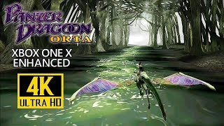 Panzer Dragoon Orta - 4K Gameplay #2 (Xbox One X Enhanced) @ UHD (60ᶠᵖˢ) ✔