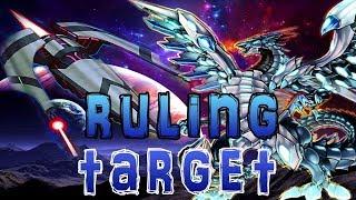 RULING TARGET/ Ruling time!